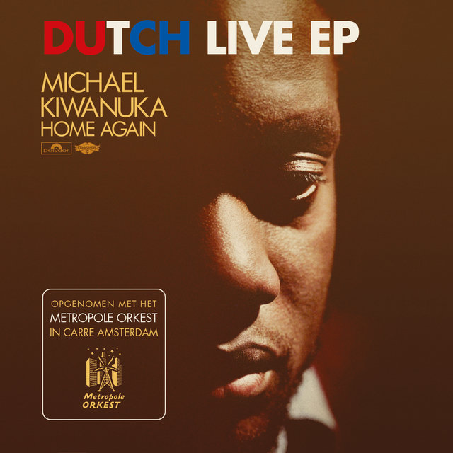Home Again - Dutch Live EP