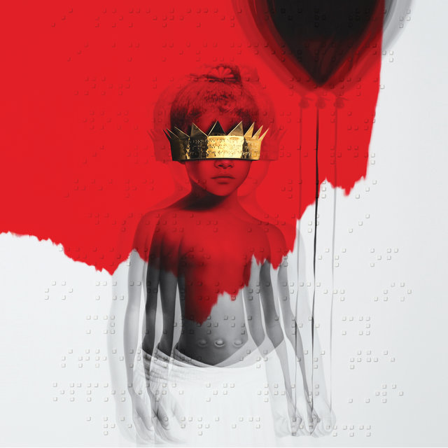Cover art for album Consideration (Dance Remixes) by Rihanna, SZA