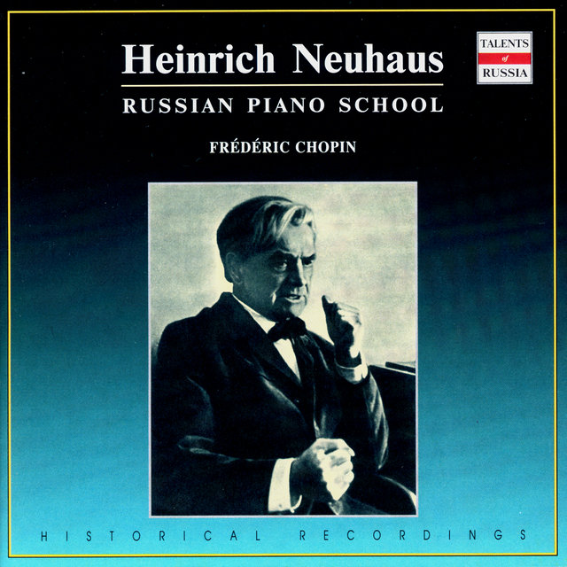 Russian Piano School: Heinrich Neuhaus, Vol. 5