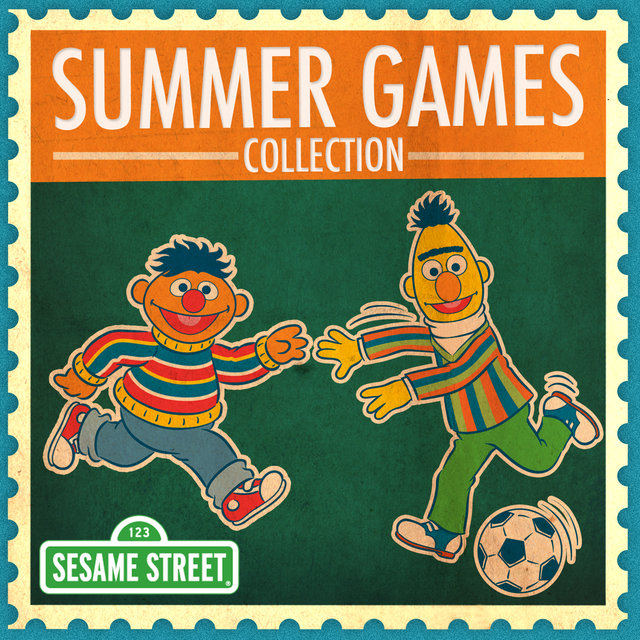 Sesame Street: Summer Games Collection