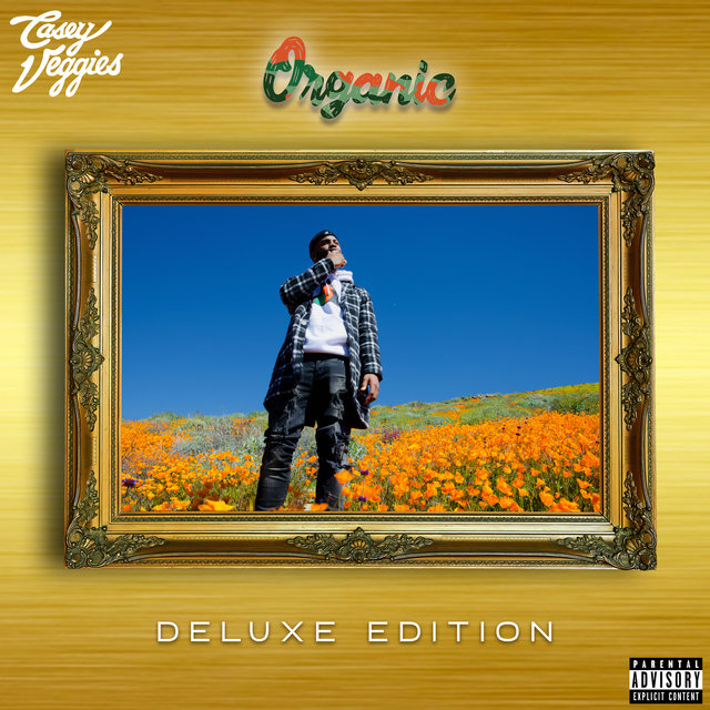 Cover art for album Organic (Deluxe) by Casey Veggies