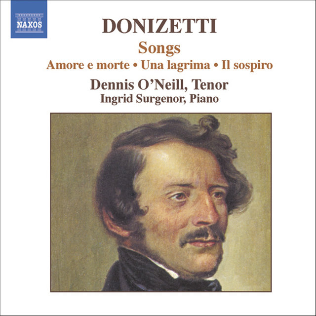 DONIZETTI: Songs