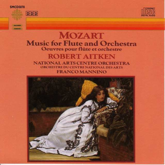 Mozart: Music for Flute and Orchestra
