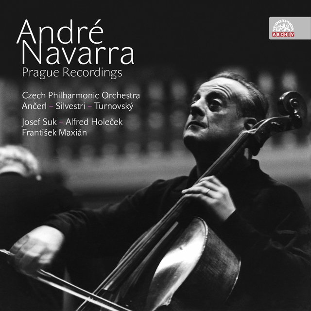André Navarra Prague Recordings