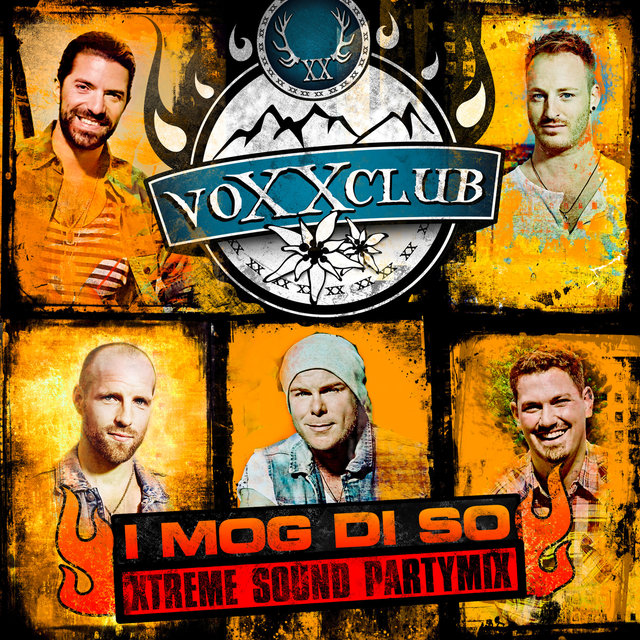 I mog di so (Xtreme Sound Partymix)