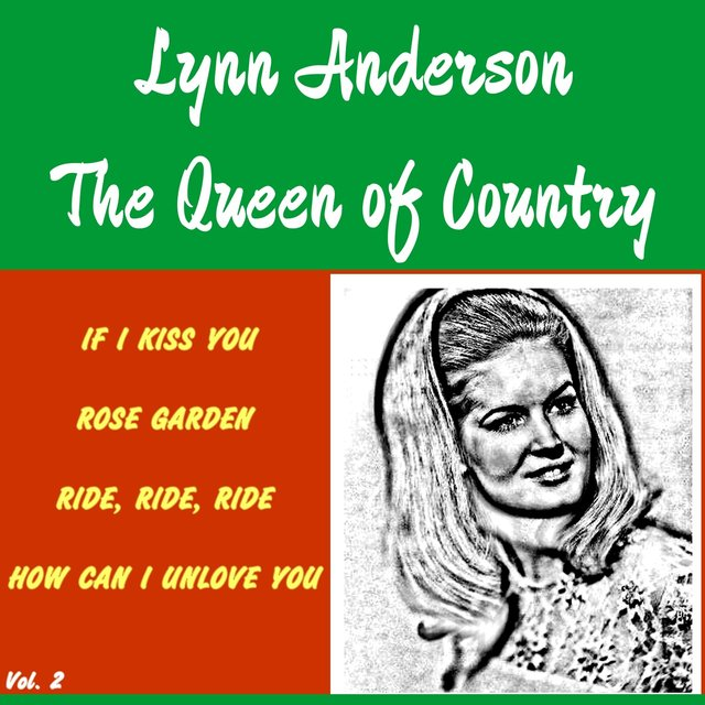 Lynn Anderson - the Queen of Country, Vol. 2