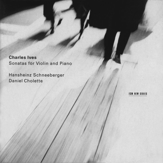 Ives: Sonatas For Violin And Piano