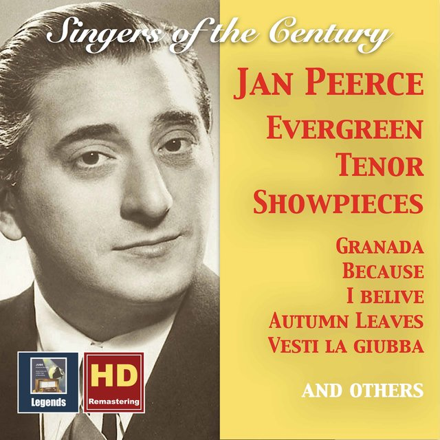 Jan Peerce: Singers of the Century (Remastered 2017)
