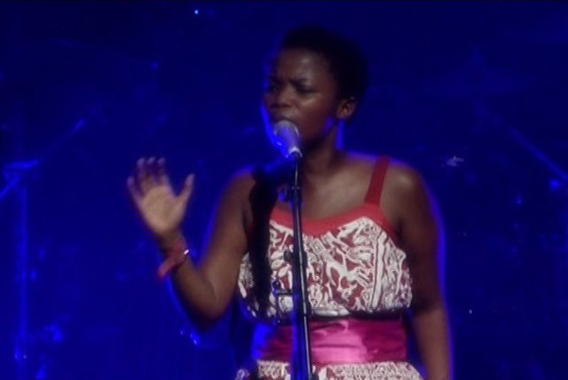 I'D Like (Live in Johannesburg at the Sandton Convention Centre, 2008)
