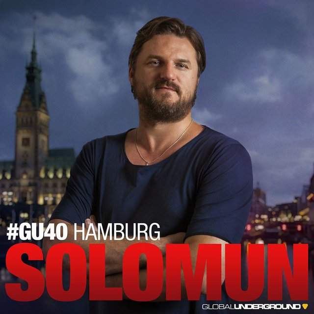 Global Underground #40: Solomun - Hamburg