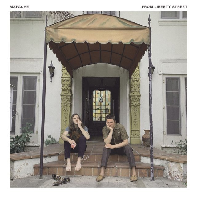 Cover art for album From Liberty Street by Mapache