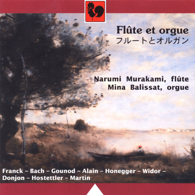 Flûte et orgue (Flute and Organ)