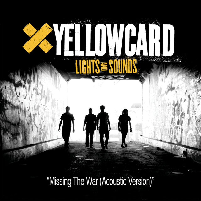 Missing The War Yellowcard Soundcheck (Acoustic)