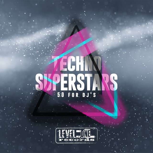 Techno Superstars (50 For DJ's)
