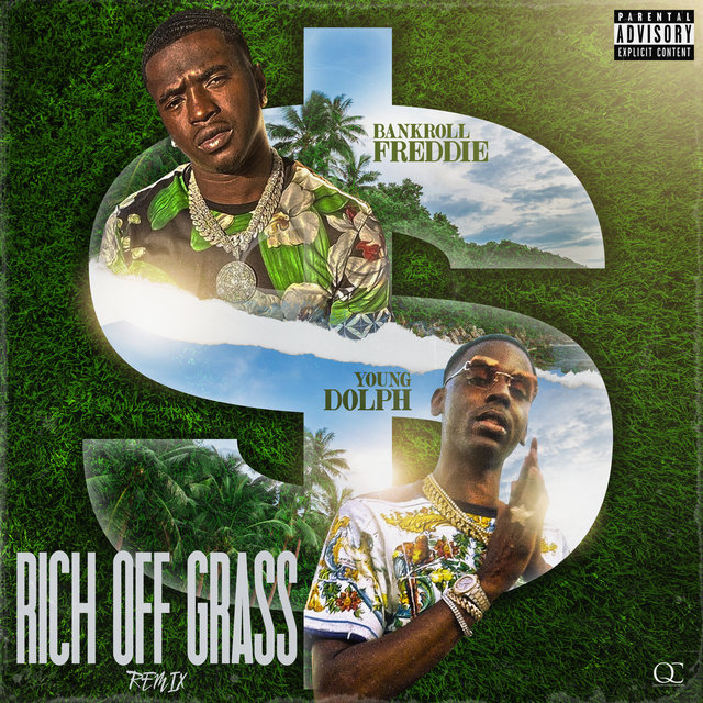 Rich Off Grass (Remix)