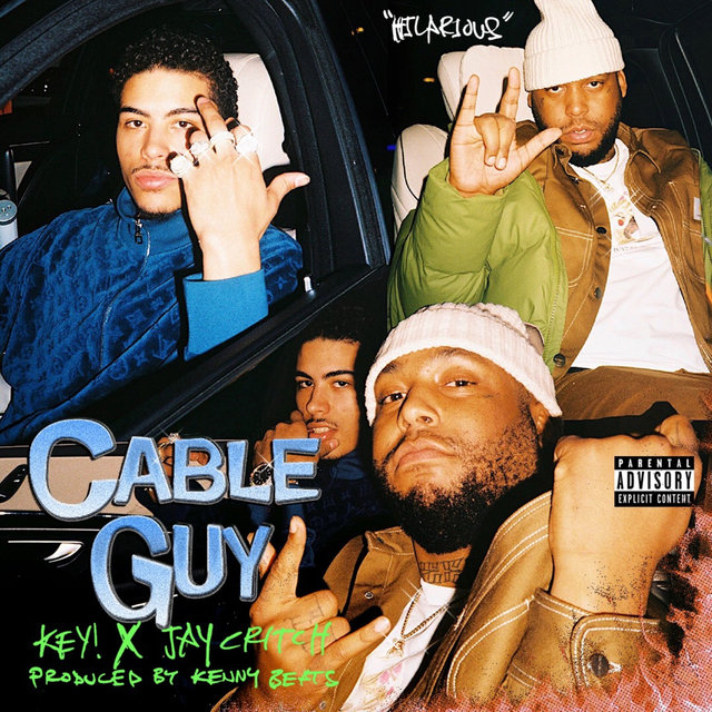 Cable Guy (feat. Jay Critch)