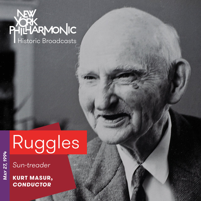 Ruggles: Sun-treader (Recorded 1994)