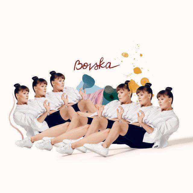 Cover art for album Leżałam by Bovska