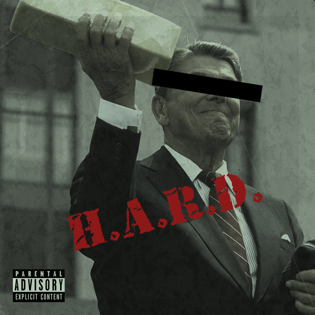 Cover art for album H.A.R.D. by Joell Ortiz, Kxng Crooked