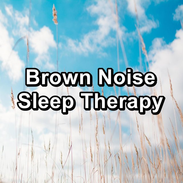 Brown Noise Sleep Therapy