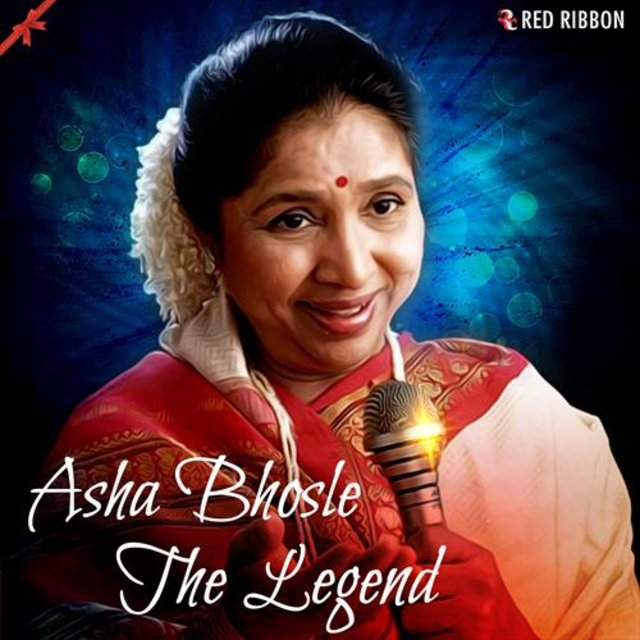 Asha Bhosle- The Legend