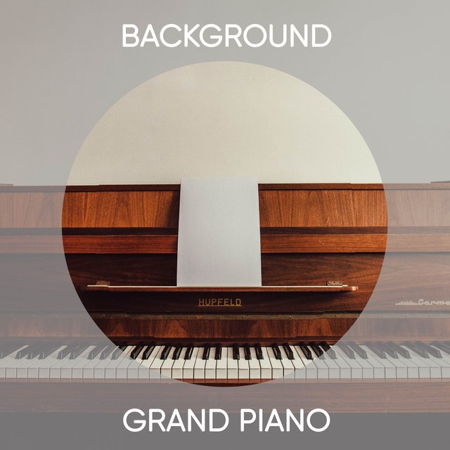 Mellow Background Grand Piano Music