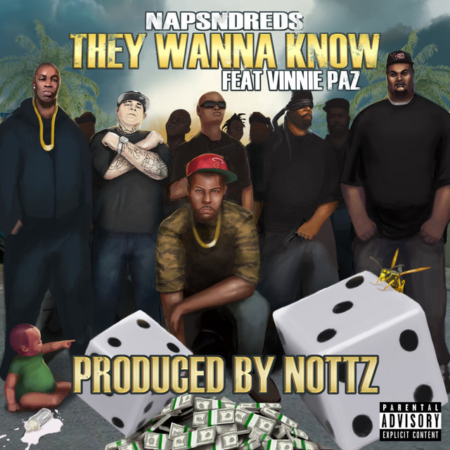 They Wanna Know (feat. Vinnie Paz)