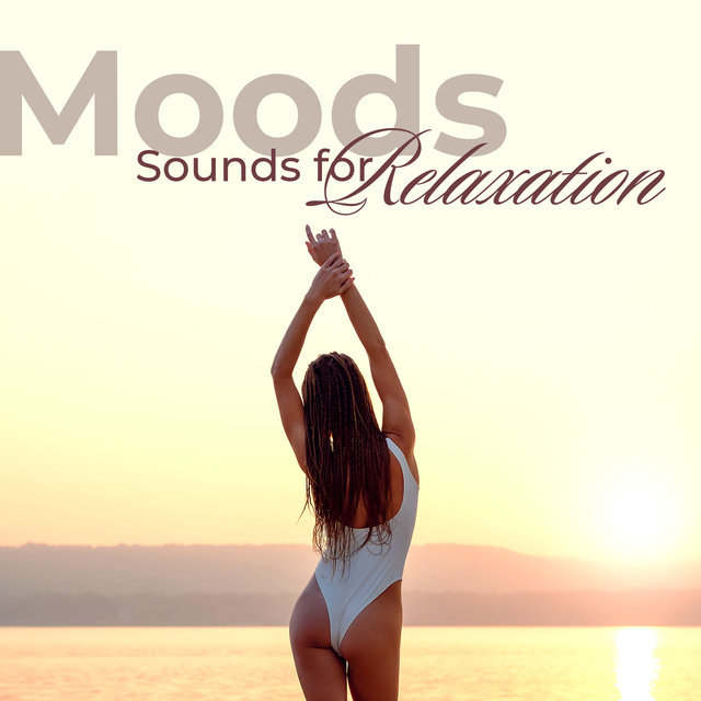 Moods Sounds to Relaxation: Relaxing Spring Waterfall & Beautiful Nature Sounds