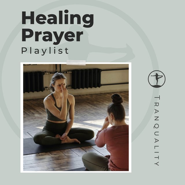 Healing Prayer Playlist
