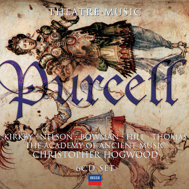 Purcell: Theatre Music