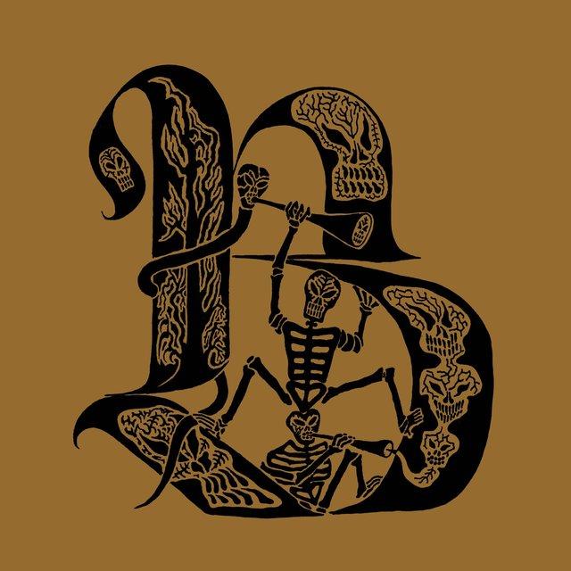 Cover art for album Ars moriendi by BASTARDA