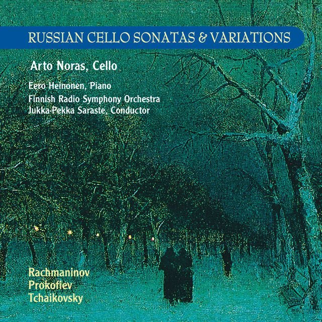 Russian Cello Sonatas & Variations