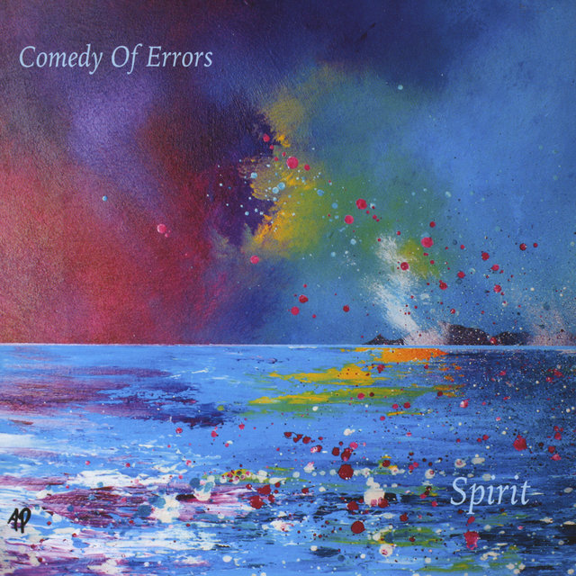 Cover art for album Spirit by Comedy of Errors