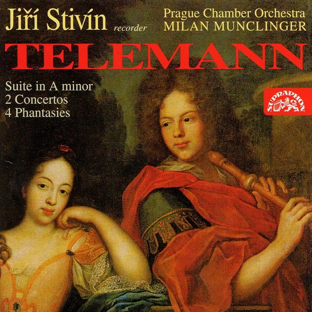 Telemann: Concertos for Solo Recorder