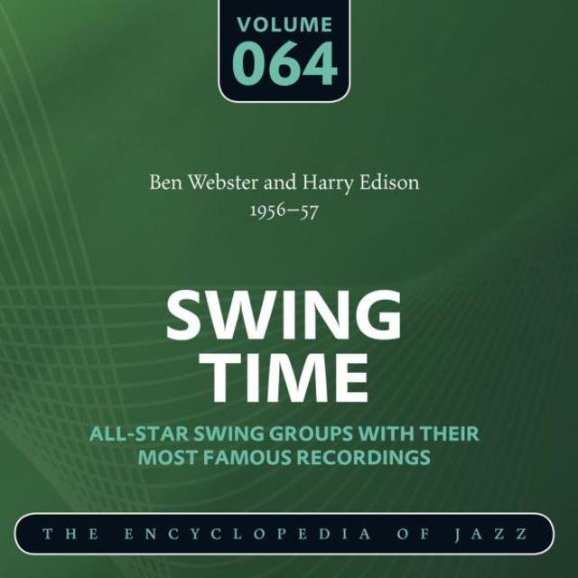 Swing Time - The Encyclopedia of Jazz, Vol. 64