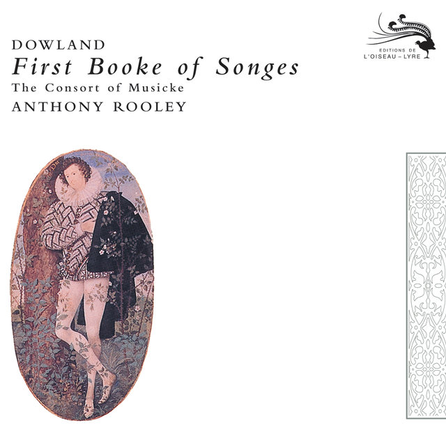 Dowland: First Booke of Songes