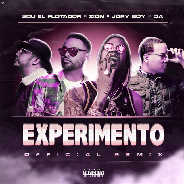 Experimento (Official Remix)