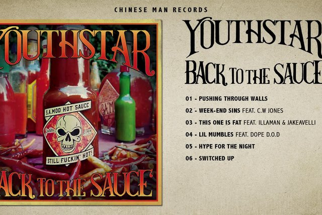 Youthstar - Back To The Sauce (Full EP)