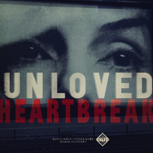 Cover art for album Heartbreak by Unloved