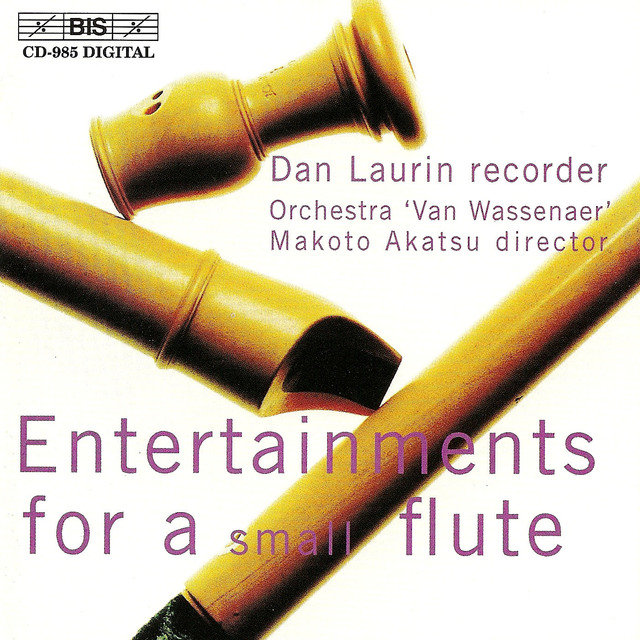 Sammartini / Baston / Babell / Woodcock: Recorder Concertos