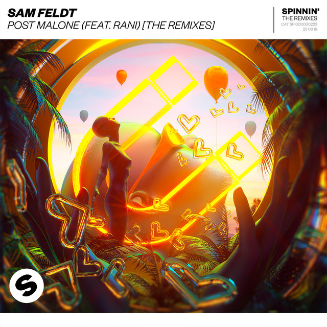 Post Malone (feat. RANI) [The Remixes]