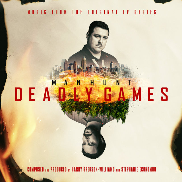 Manhunt: Deadly Games (Music from the Original TV Series)