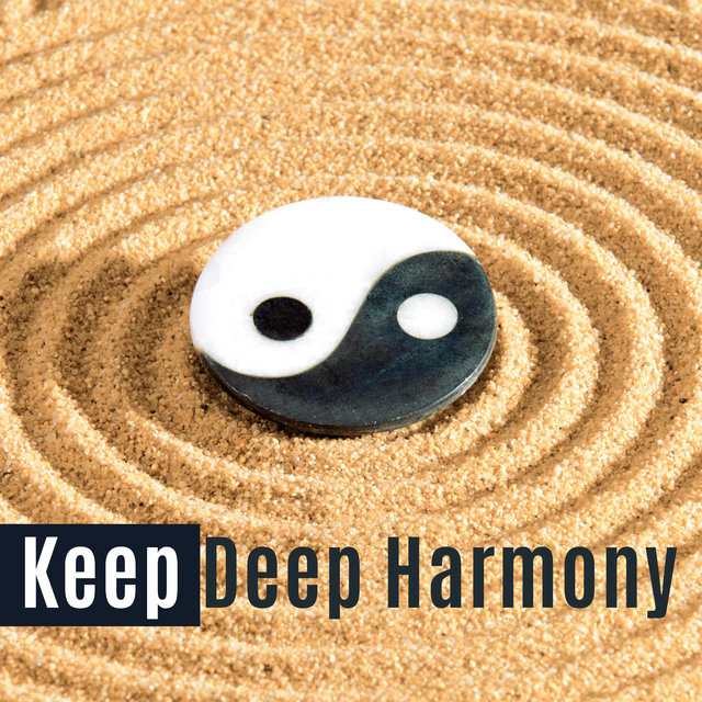 Keep Deep Harmony: Special Yoga, Mantra, Focus on Breath, Best Exercises, Music for Meditation, Spiritual Journey