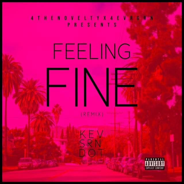 FEELING FINE (feat. SRN & Q DOT)