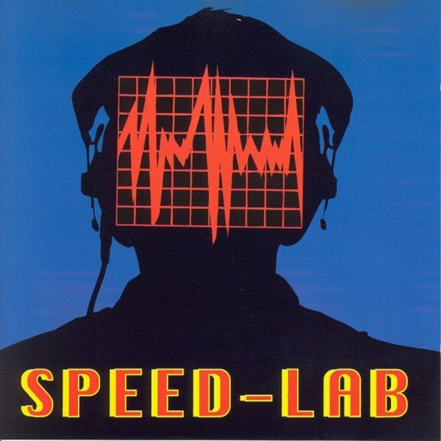 Cover art for album  by Speed-Lab
