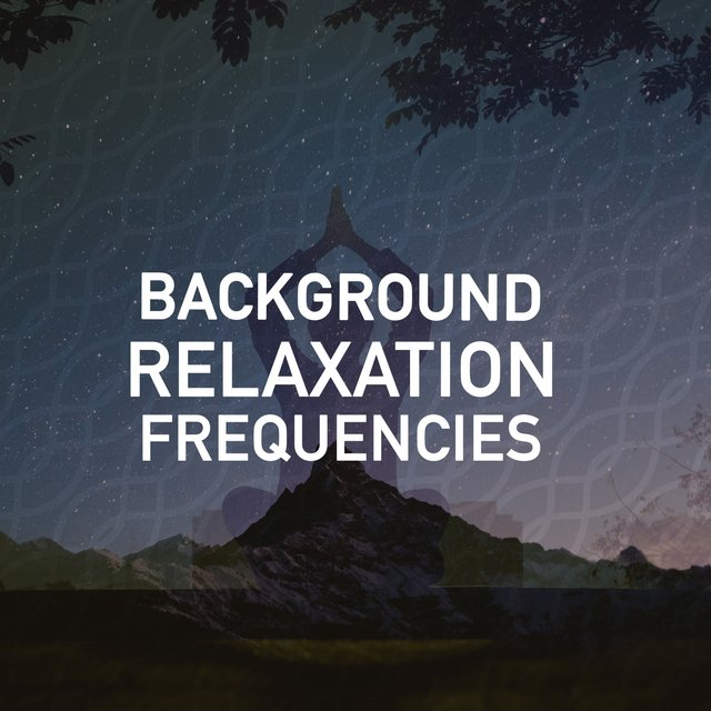 Background Relaxation Frequency