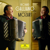 Mozart: Piano Sonata No. 11 in A Major, K. 331 - Arr. for accordion and strings by Richard Galliano - 3. Marche turque