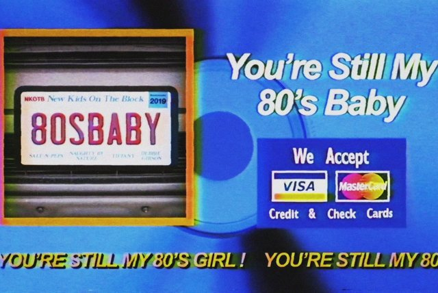 80s Baby (Lyric Video)