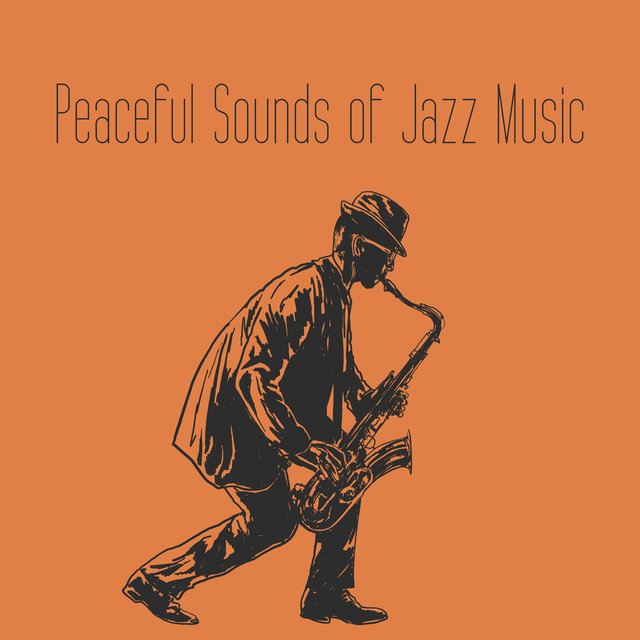 Peaceful Sounds of Jazz Music: Calming Instrumentals, Relaxing Time, Evening Chill Out, Stress Relief, Gentle Melodies