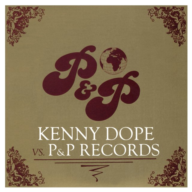Kenny Dope vs. P&P Records - Rarities and Re-Edits (Unmixed)